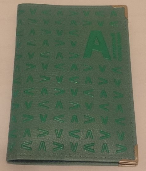 обложка для паспорта активный гражданин